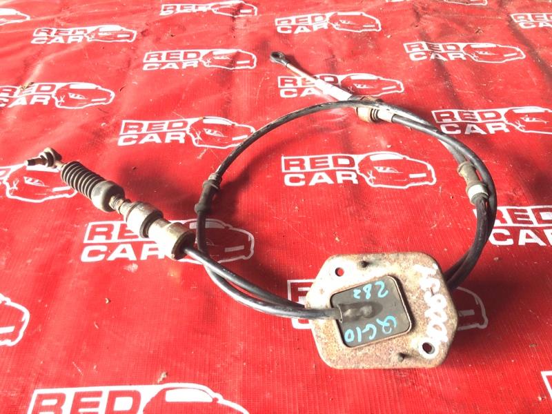 Трос переключения акпп Nissan Bluebird Sylphy QG10-019847 QG18-375812 2001 (б/у)