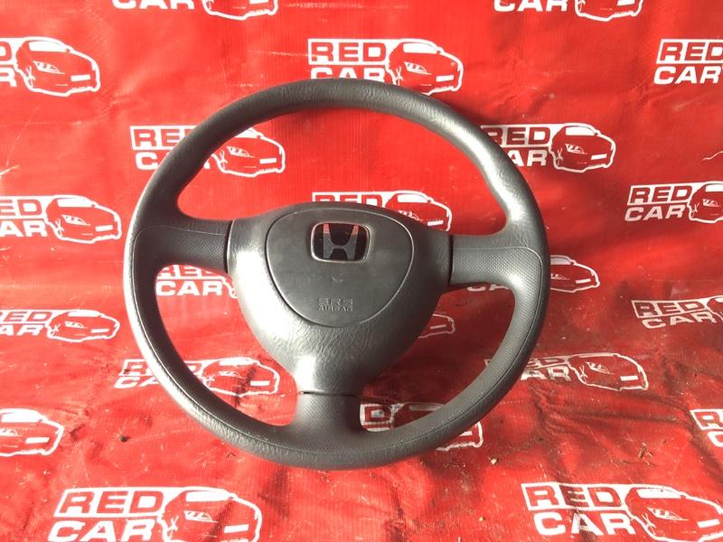 Руль Honda Civic EU1-1203583 D15B-3716252 2002 (б/у)