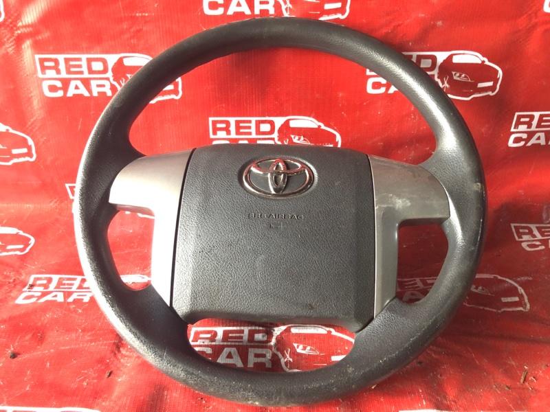 Руль Toyota Voxy ZRR75-0007491 3ZR-4040238 2007 (б/у)