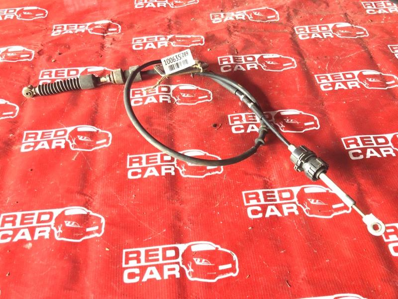 Трос переключения акпп Toyota Wish ZNE14-0003263 1ZZ-1328567 2003 (б/у)