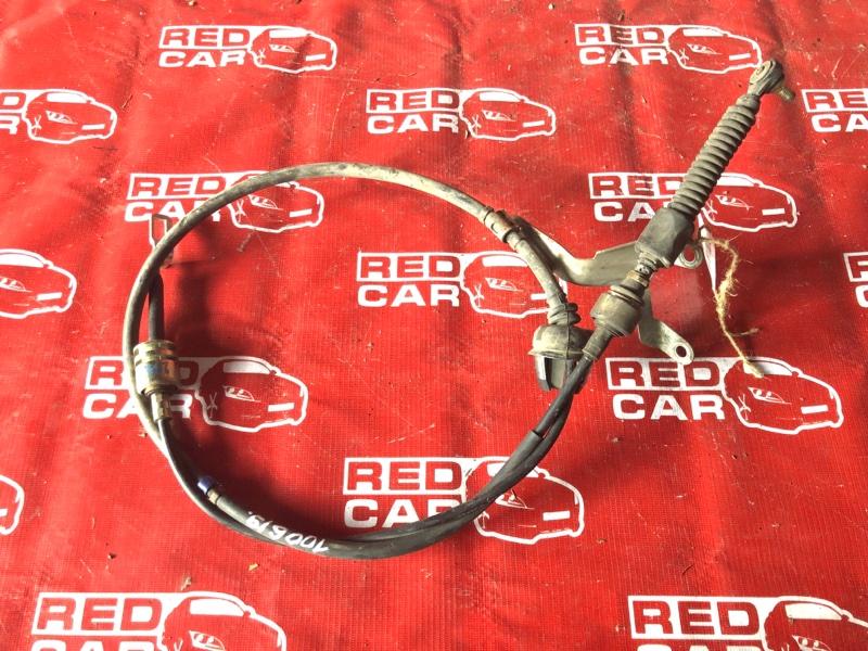 Трос переключения акпп Toyota Funcargo NCP20-0061314 2NZ-1225202 2000 (б/у)