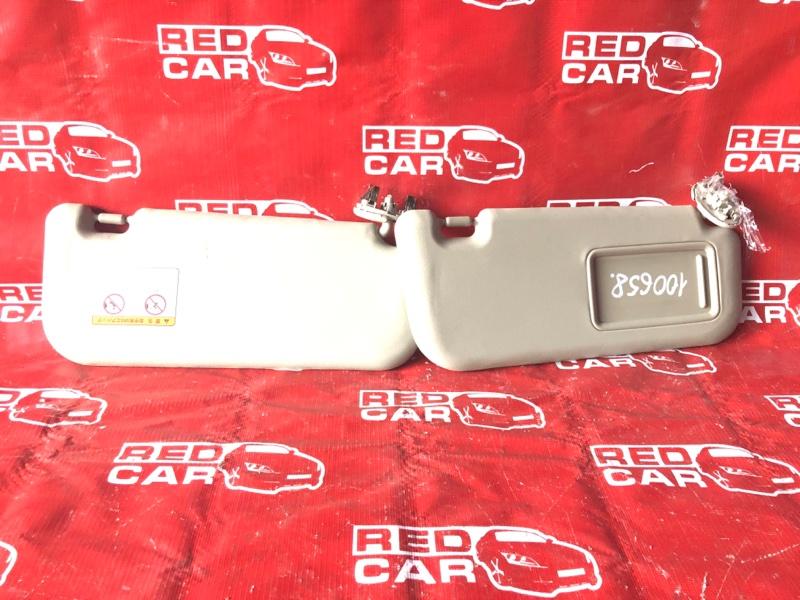 Козырек солнцезащитный Toyota Belta SCP92-1034920 2SZ-1913412 2007 (б/у)