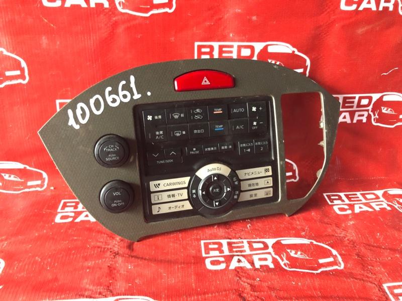 Климат-контроль Nissan Presage TNU31-008802 QR25-225373A 2004 (б/у)