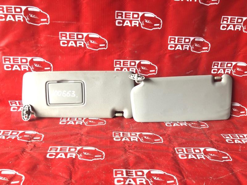 Козырек солнцезащитный Honda Fit GD1-2152420 L13A-2058118 2004 (б/у)