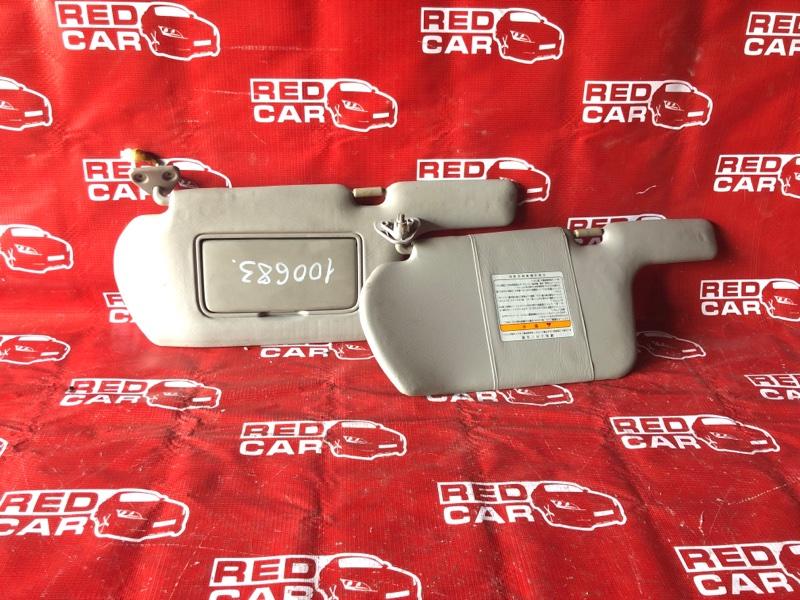 Козырек солнцезащитный Nissan Sunny FB15-084656 QG15-325310 2000 (б/у)