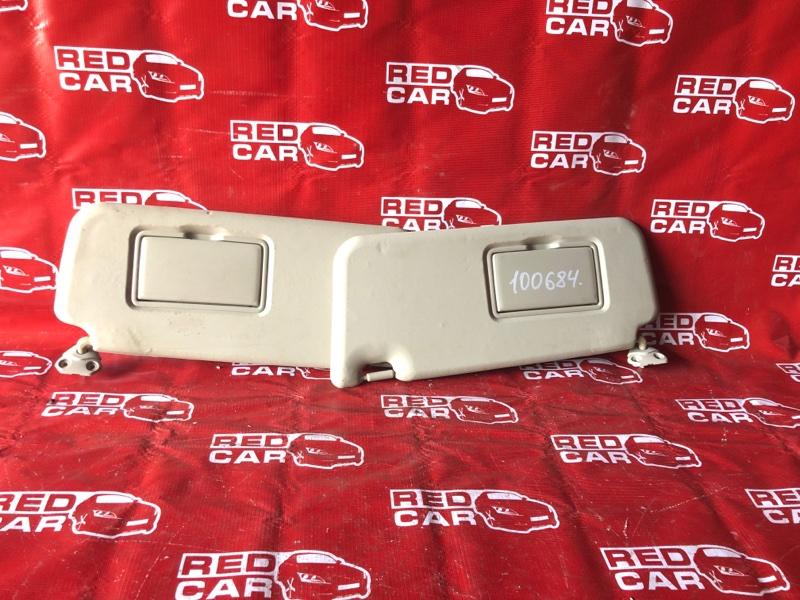 Козырек солнцезащитный Nissan Serena CNC25-001926 MR20-241736A 2006 (б/у)