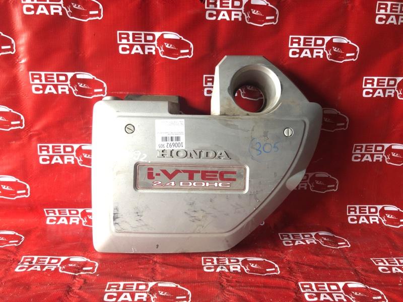 Декоративная крышка двс Honda Odyssey RB1-1066880 K24A-5526721 2004 (б/у)