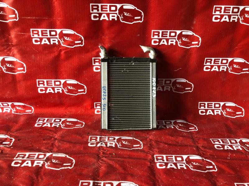 Радиатор печки Toyota Funcargo NCP25-0025405 1NZ-A194702 2001 (б/у)