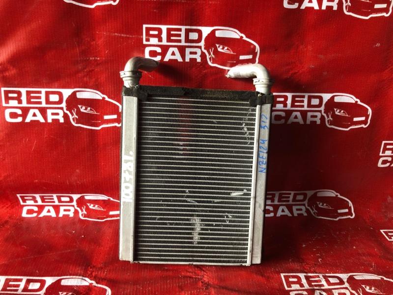 Радиатор печки Toyota Corolla Runx NZE124-5002724 1NZ-A336692 2001 (б/у)