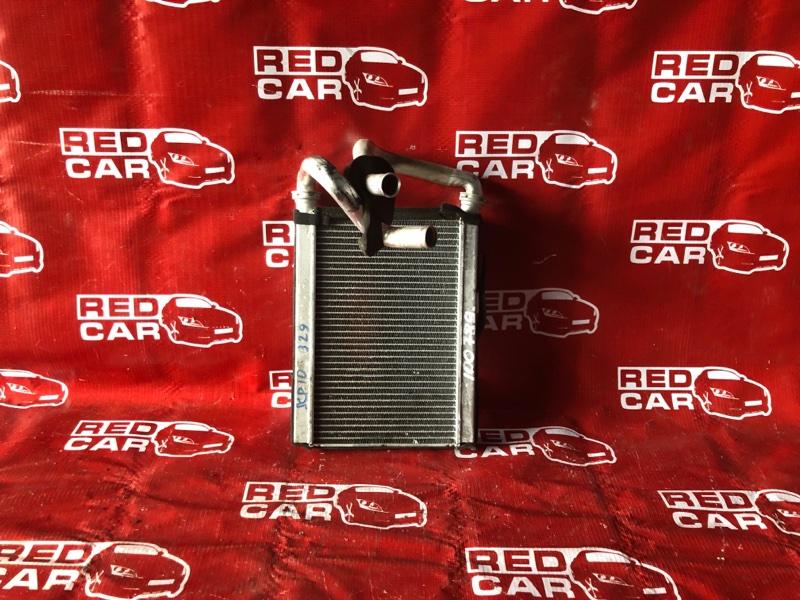 Радиатор печки Toyota Vitz SCP10-3020022 1SZ-0041430 1999 (б/у)