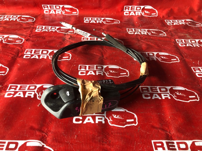 Трос багажника Toyota Belta SCP92-1034920 2SZ-1913412 2007 (б/у)