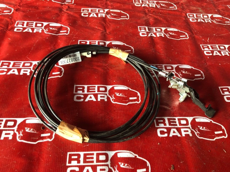 Трос багажника Toyota Platz SCP11-0002814 1SZ-0241702 1999 (б/у)