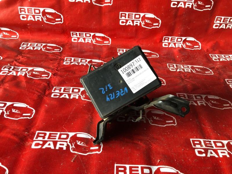 Блок abs Toyota Corolla Runx NZE124-5002724 1NZ-A336692 2001 (б/у)