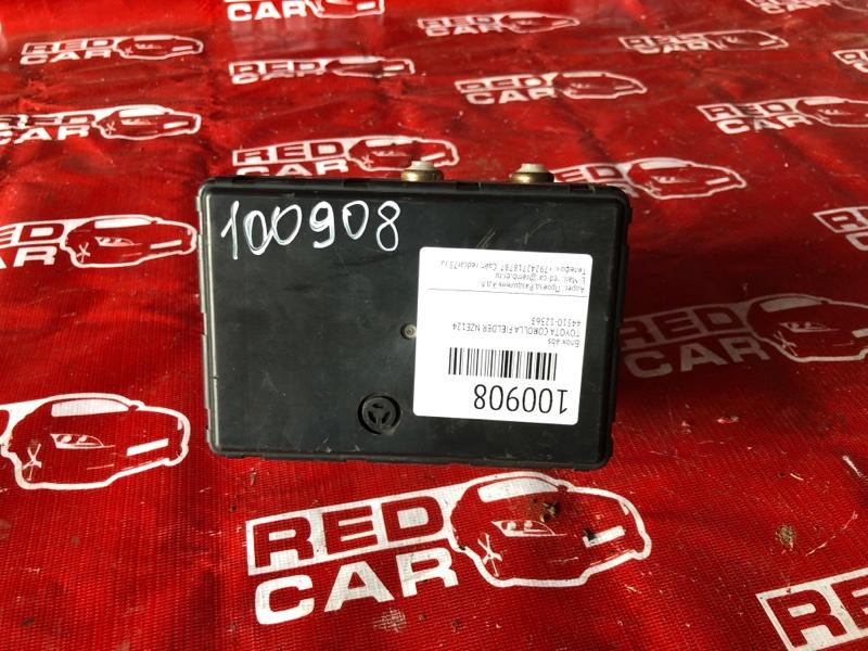 Блок abs Toyota Corolla  Fielder NZE124 (б/у)