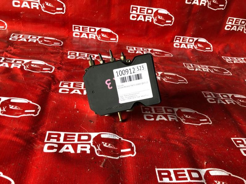 Блок abs Nissan Presage TNU31-008802 QR25-225373A 2004 (б/у)