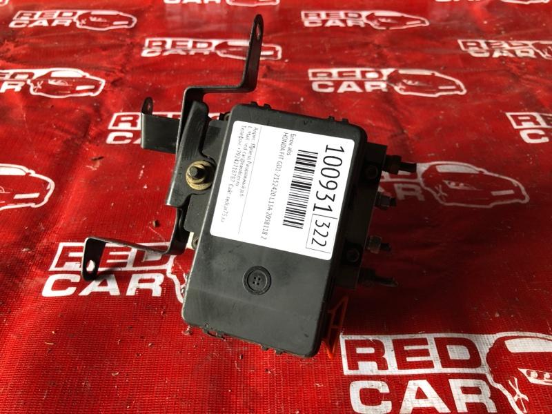 Блок abs Honda Fit GD1-2152420 L13A-2058118 2004 (б/у)