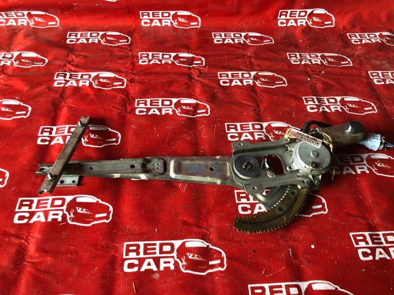 Стеклоподъемник Nissan Elgrand ATWE50-008758 ZD30-032753A 2000 передний правый (б/у)