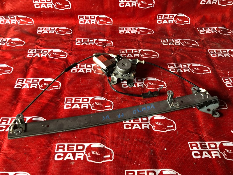 Стеклоподъемник Nissan Largo VNW30-013710 CD20-438802X 1995 передний правый (б/у)