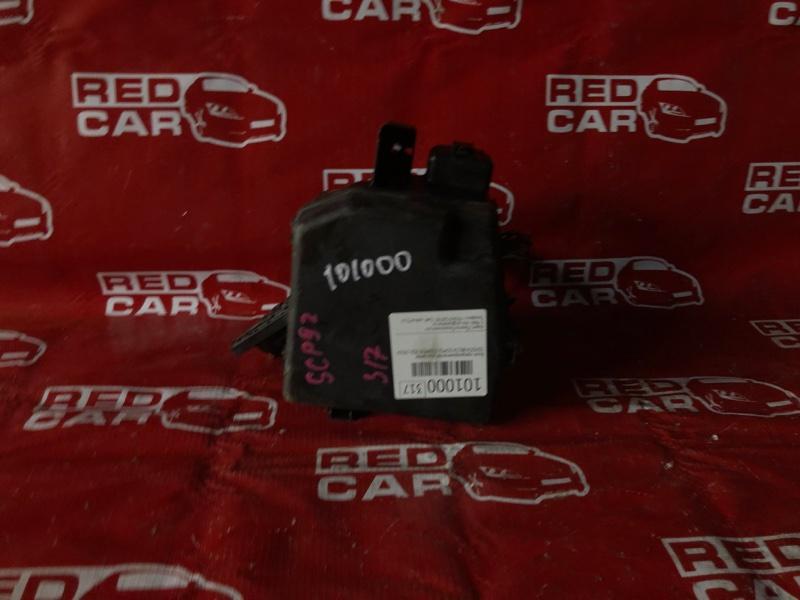 Блок предохранителей под капот Toyota Belta SCP92-1034920 2SZ-1913412 2007 (б/у)