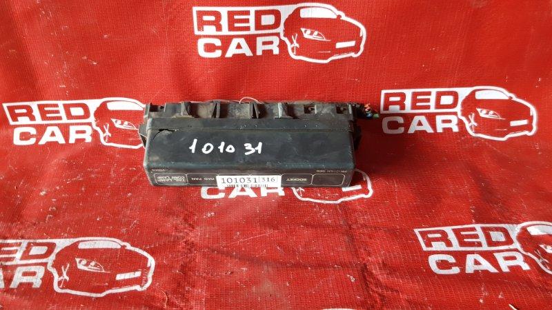 Блок предохранителей под капот Nissan Elgrand ATWE50-008758 ZD30-032753A 2000 (б/у)
