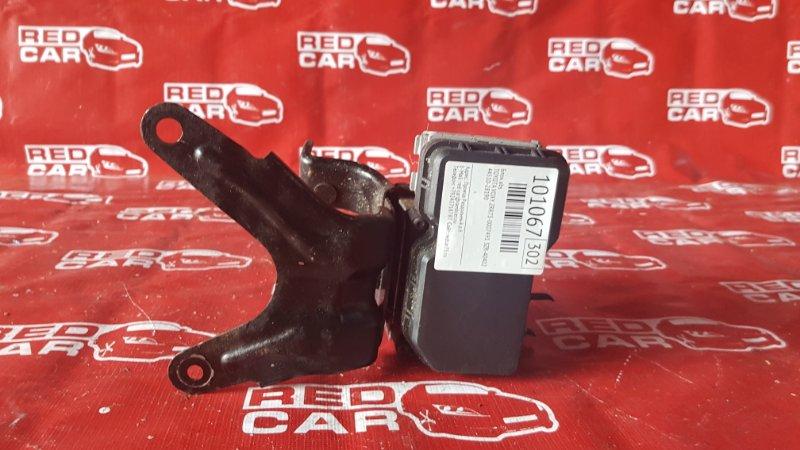 Блок abs Toyota Voxy ZRR75-0007491 3ZR-4040238 2007 (б/у)