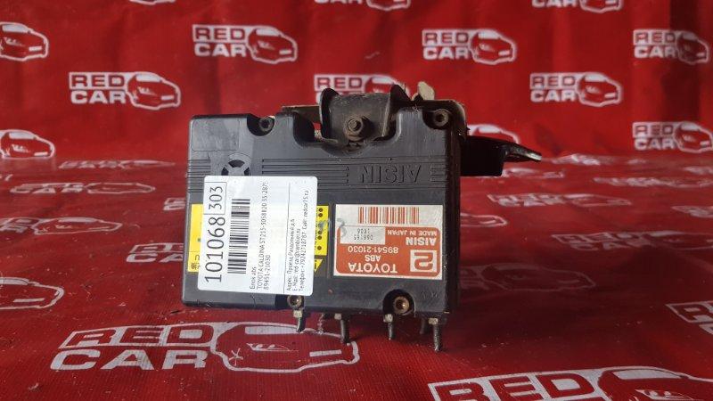 Блок abs Toyota Caldina ST215-3058820 3S-2875162 2001 (б/у)