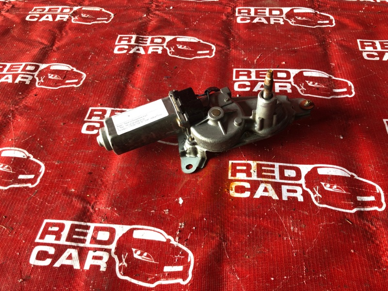 Моторчик заднего дворника Toyota Funcargo NCP25-0025405 1NZ-A194702 2001 (б/у)