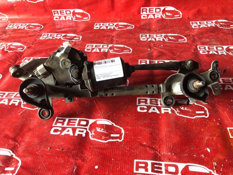 Мотор дворников Honda Odyssey RB1-1066880 K24A-5526721 2004 (б/у)