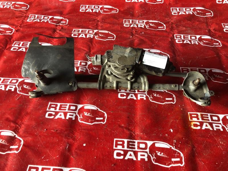 Мотор дворников Toyota Vitz SCP10-0441005 1SZ-1137842 2003 (б/у)