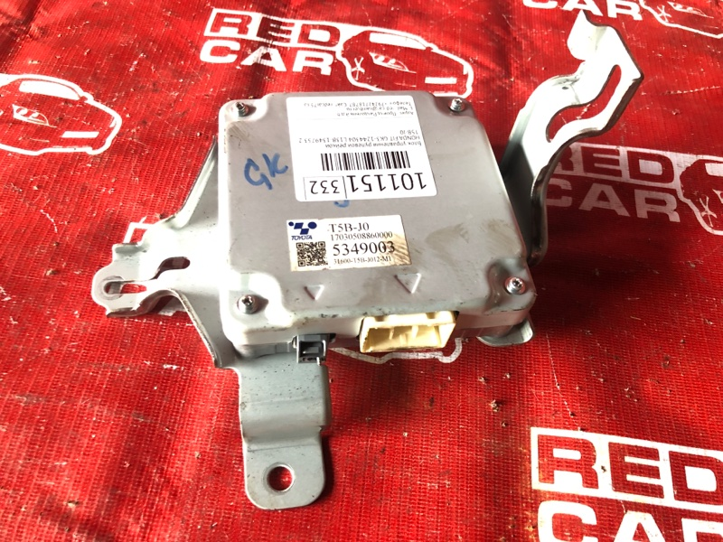 Блок управления рулевой рейкой Honda Fit GK3-1244304 L13B-1349753 2017 (б/у)