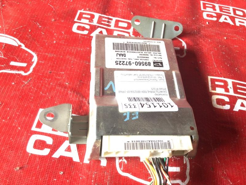 Компьютер Daihatsu Mira L700V-0032356 EF-5996090 1999 (б/у)