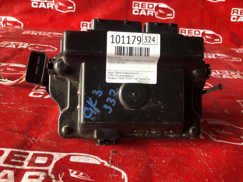 Компьютер Toyota Voxy AZR65-0046691 1AZ-4699992 2002 (б/у)