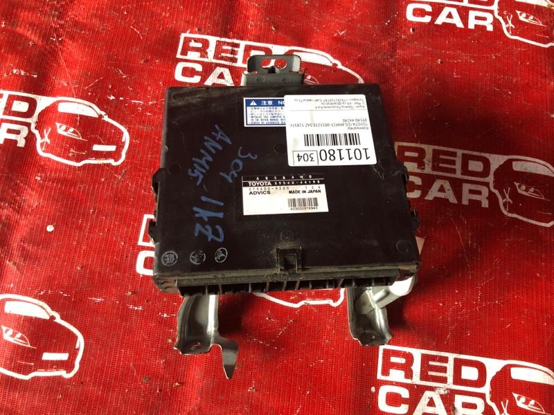 Блок управления abs Toyota Isis ANM15-0015231 1AZ-5283746 2005 (б/у)