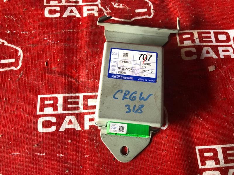 Блок управления акселератором Mitsubishi Dion CR6W-0006739 4G94-NC4831 2001 (б/у)