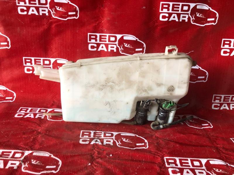 Бачок омывателя Mitsubishi Pajero Junior H57A-0020042 4A31-544560 1996 (б/у)