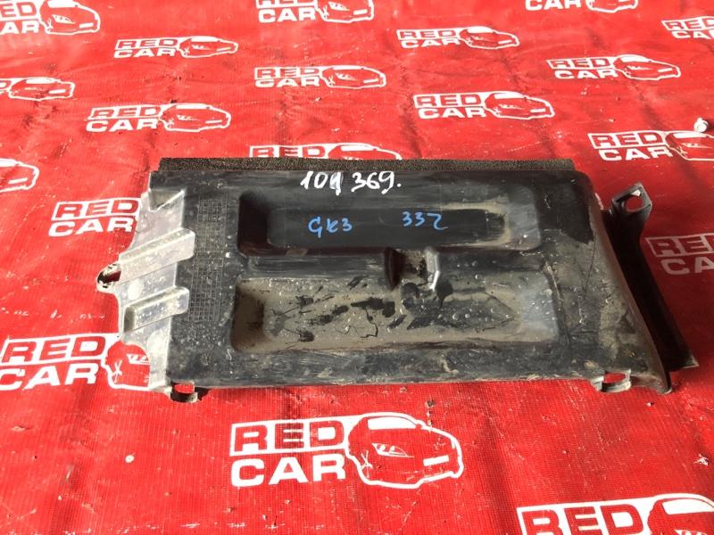 Пластм. защита над радиатором Honda Fit GK3-1244304 L13B-1349753 2017 (б/у)