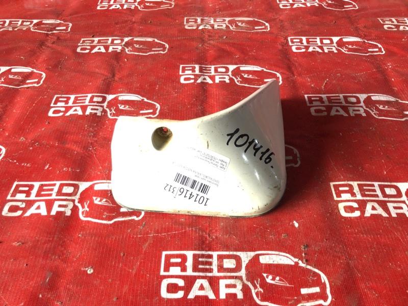 Брызговик Toyota Corolla Runx NZE124-5002724 1NZ-A336692 2001 задний правый (б/у)