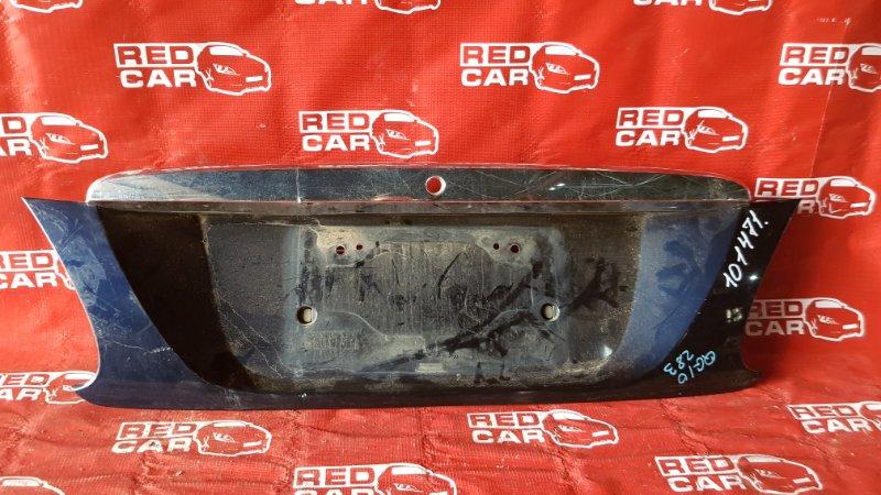 Накладка на багажник Nissan Bluebird Sylphy QG10-019847 QG18-375812 2001 (б/у)