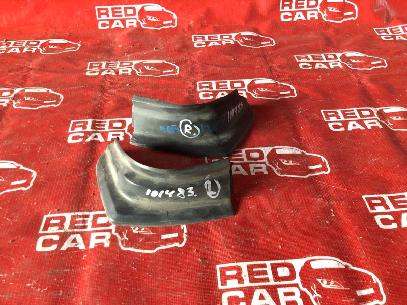 Накладка на багажник Toyota Celsior UCF21-0004694 1UZ-0487053 (б/у)
