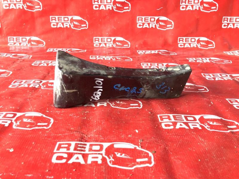 Накладка на крыло Nissan Serena CNC25-001926 MR20-241736A 2006 передняя левая (б/у)