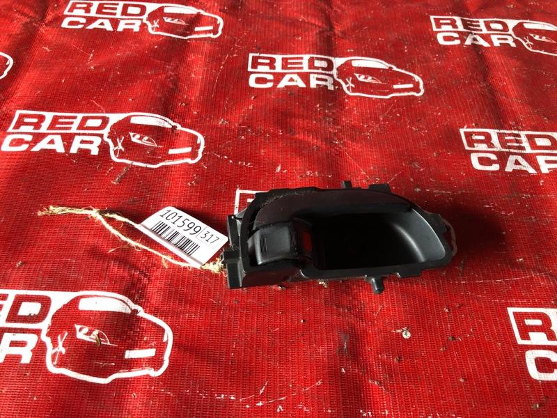 Ручка двери внутренняя Toyota Belta SCP92-1034920 2SZ-1913412 2007 передняя правая (б/у)