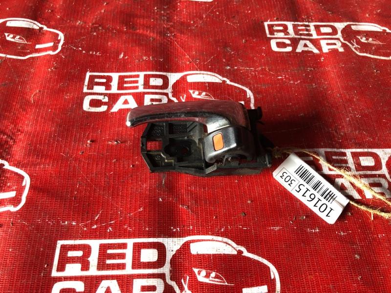 Ручка двери внутренняя Toyota Caldina ST215-3058820 3S-2875162 2001 передняя левая (б/у)