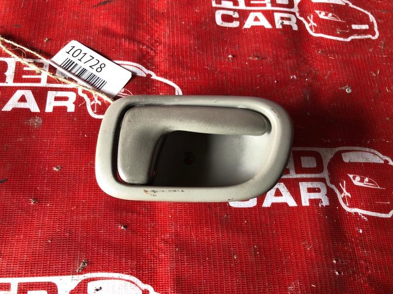Ручка двери внутренняя Toyota Corolla AE110 передняя правая (б/у)