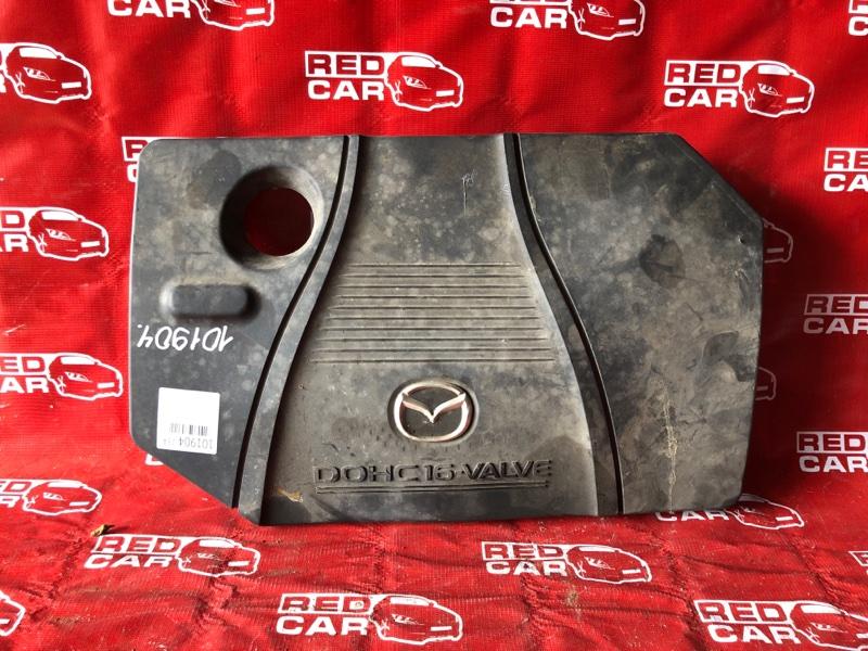 Декоративная крышка двс Mazda Premacy CREW-118117 LF-576136 2005 (б/у)