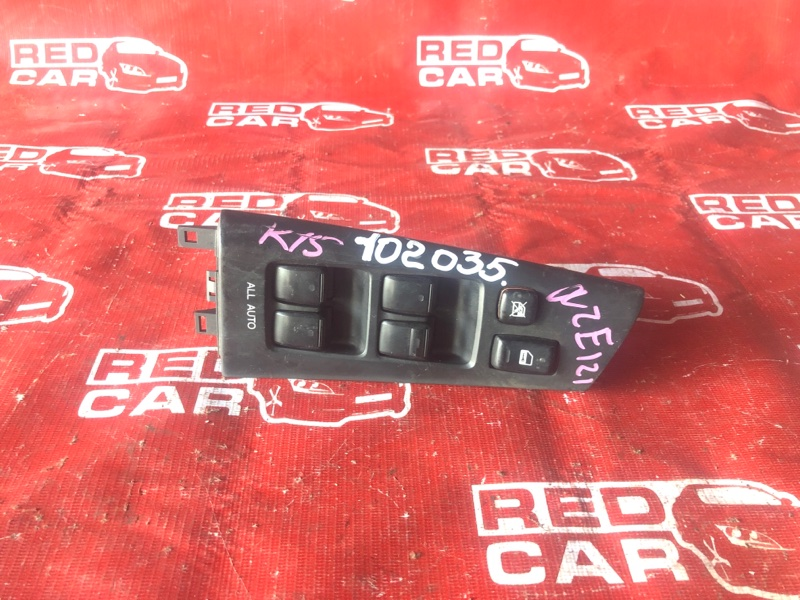Блок упр. стеклоподьемниками Toyota Corolla NZE121-0268655 1NZ-B012374 передний правый (б/у)