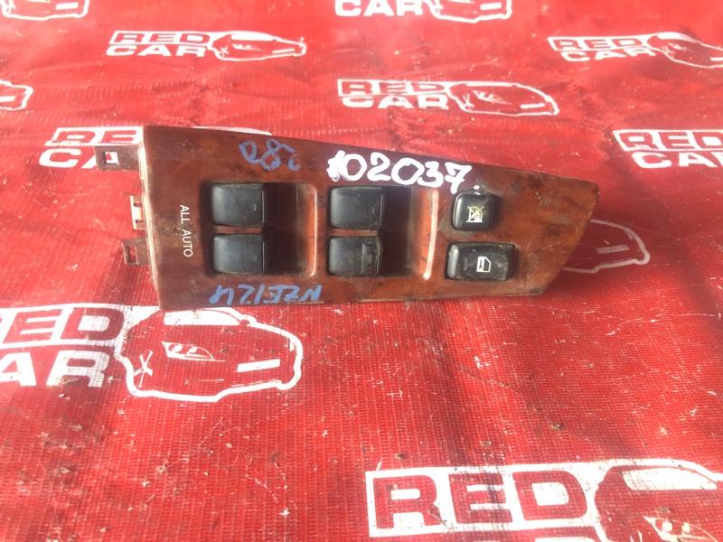 Блок упр. стеклоподьемниками Toyota Corolla NZE124-0030207 1NZ-A706170 2002 передний правый (б/у)