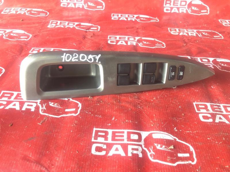 Блок упр. стеклоподьемниками Toyota Ractis NCP105-0006171 1NZ-C036969 2006 передний правый (б/у)