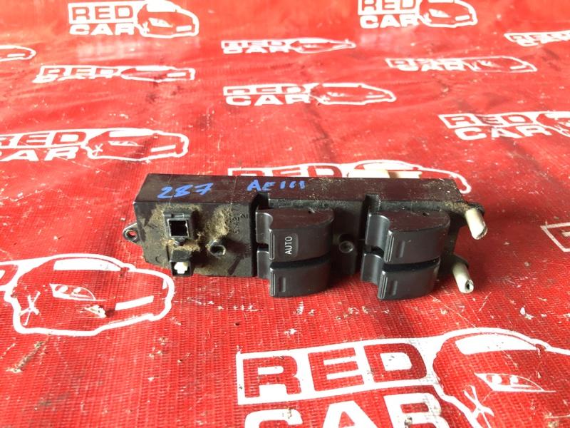 Блок упр. стеклоподьемниками Toyota Corolla Spacio AE111-6133774 4A-H510752 1999 передний правый (б/у)
