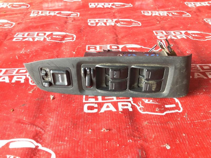 Блок упр. стеклоподьемниками Honda Accord CF3-1313614 F18B-2113822 2002 передний правый (б/у)