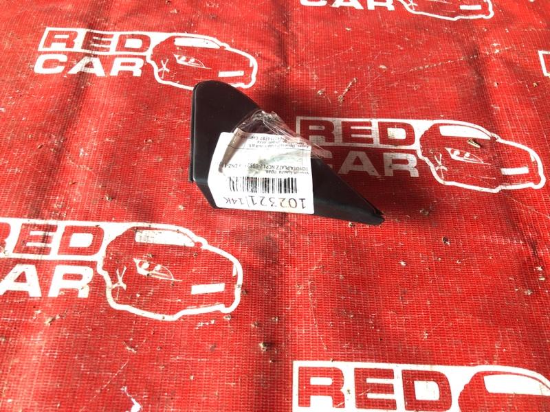 Уголок крыла Toyota Platz NCP12-0352375 1NZ-3226729 2004 правый (б/у)